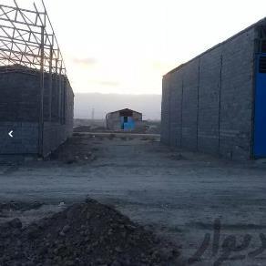 زمین ۲۵۰متر جهت ساخت سوله در حسن شهاب